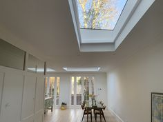 Motorised Roof Blinds Fitted in Notting Hill - Joey Richmont Electric Blinds, Roof Lantern, Notting Hill, Natural Light, Ceiling Lights, Room, Sun, London, Rum