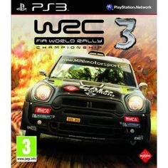WRC 3 FIA World Rally Championship PS3 NEW SEALED PlayStation 3 Game by PQube >>> Check this awesome product by going to the link at the image. Note:It is Affiliate Link to Amazon.