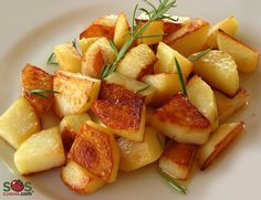 Recipe - Rosemary Potatoes | SOS Cuisine