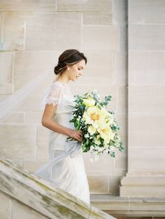 Elegant and refined wedding ideas at Greystone Manor, Beverly Hills, captured by Jeremy Chou, styled by Tristan Needham Design