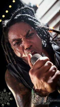 LJ from Sevendust YES, YES, YES, YES!!!!