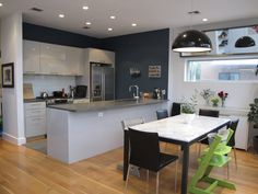 Küche/ Wandfarbe