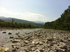 Marecchia river