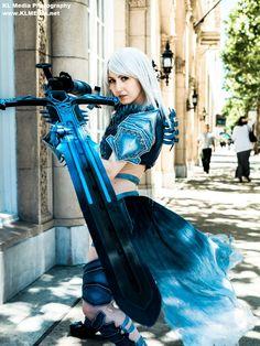 Guild Wars 2 - Come on, hit me! by elliria.deviantart.com on @deviantART