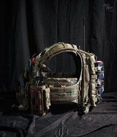 Police Gear, Military Gear, Military Equipment, Plate Carrier Setup, Battle Belt, Steampunk Weapons, Airsoft Gear, Tac Gear, Combat Gear