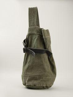 Yohji Yamamoto Bucket Tote - - Farfetch.com