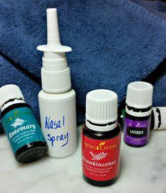 DIY Nasal Spray