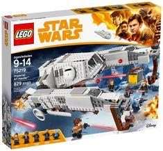 LEGO Star Wars 75219 : Véhicule Impérial AT-Hauler