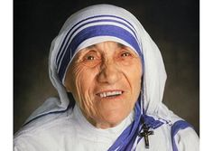 Mother Teresa was the founder of the Order of the Missionaries of Charity a Roman Catholic congregation of women dedicated to helping the poor. Considered one of the greatest humanitarians of the century she was canonized as Saint Teresa of Calcutta in Mother Teresa Biography, Mother Teresa Quotes, Sainte Therese De Lisieux, Missionaries Of Charity, Saint Teresa Of Calcutta, Nobel Peace Prize, Nobel Prize, Papa Francisco, We Are The World