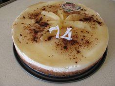 Bonjour à tous , me revoilà après plusieurs mois d'absence,J'ai fait ce dessert pour les 74 ans de mon beau-père. Il y a quelques imperfections. Pour 6 personnes Biscuit au spéculos 200g de spéculos reduits en poudre 80 gr de beurre Pour la mousse au...