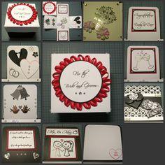 Wedding Explosion Box Card