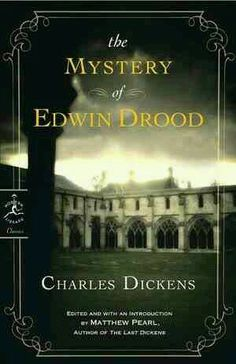 The Mystery of Edwin Drood Crime Fictionalised crime, their detection, criminals and their motives. Suspense and mystery form the key elements of this genre. Crime fiction although imaginative are mostly inspired from true life incidents in the society. Charles Dickens Books, Great Novels, Modern Library, New Readers, Crime Fiction, Love Book, So Little Time, Mystery, Classic