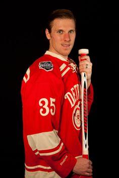 Jimmy Howard: Winter Classic 2014 - Detroit Red Wings
