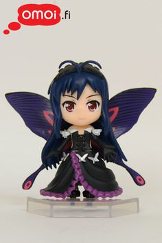 Accel World: Kuroyukihime - black swallowtail butterfly figure - 12,00 EUR : Manga Shop for Europe, A great selection of anime products