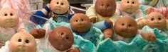In the mood for Cabbage Patch Kids!
