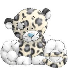 Buster... the lIvely Leopard who loves to play hide and seek… you won't find a better friend.