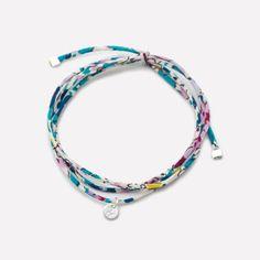Liberty Bracelet Sterling Silver - Friendship Bracelet de la boutique tichabysand sur Etsy