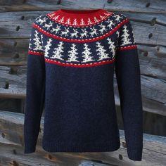 (90) Tussa E-post :: 🌲Skal du nå at have rabat - til fredag kl. 22🌲julebluser🌲 Facon, Christmas Sweaters, Knitting, Model, Collection, Let, Blouse, Tricot, Breien