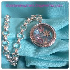 frozen origami owl   pinned by missy dharma