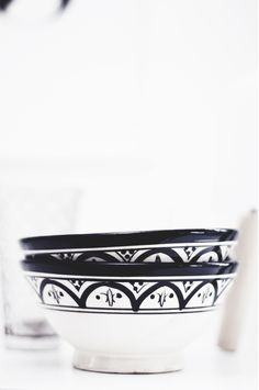Our range of Moroccan Ceramics from the seaside village of Safi on the Moroccan Atlantic Coast. All available at www.saharadesignconcepts.com