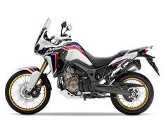 New African Twin by Honda 2016