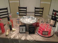 50 Shades of Grey Birthday Party