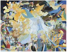 "Weightless Machinery In Navigating A Garden, Ryan William Chamberlain, Oil, Resin on Panel, 2006, 8"" x 10.25"""