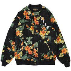Rakuten: Tropiscope Jacket (jacket tropic scope) / black (10 DEEP jacket)- Shopping Japanese products from Japan ($241.00) - Svpply