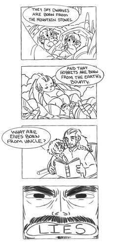 Thorin and Frodo Bilbo Baggins, Thorin Oakenshield, Thranduil, Legolas, Fili Und Kili, O Hobbit, Hobbit Funny, Hobbit Hole, Concerning Hobbits