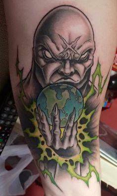 Newest tattoo