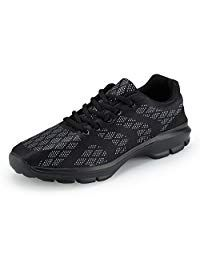 Men's Casual Walking Shoes Lightweight Breathable Running Tennis Sneakers Stylish Men, Men Casual, Plus Populaire, Mens Fashion Magazine, Tennis Sneakers, Walking Shoes, Fashion Wear, Men's Shoes, Running