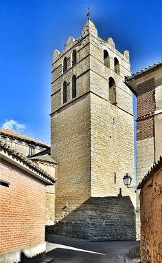 Catedral de San Juan Bautista. Santoyo. Palencia.