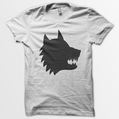 SHADOW TEE BY COYOTE ALERT $22 #TEE #ETSY #COYOTE #KIDS