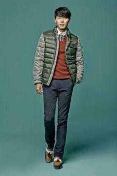 Hyun Bin.....