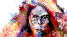 Watercolor paintings VI Morphing Music: Karpa. * Morphing: Drakre52. Watch: https://www.facebook.com/Drakre52/videos/839779946149590/ or https://youtu.be/syYhmncxZfs