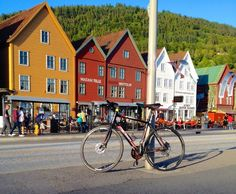 Norway Bergen - World Cycling Championship in 2017