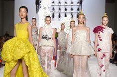 Giambattista Valli Autumn/Winter 2013: Couture Show Highlights