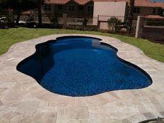 San Juan Fibergl Pool Spa Central Park Swimming Photos Pools