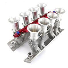 Brand: Speedmaster Part Number: PCE148.1052 Part Type: Intake Manifolds, Fuel Injected Engine Block Style: Stock/OEM standard deck Injection Style: 8 Throttle body Basic Operating RPM Range: Idle-7,00