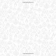 Johanna's Christmas: A Festive Colouring Book Colouring Books: Amazon.de: Johanna Basford: Fremdsprachige Bücher