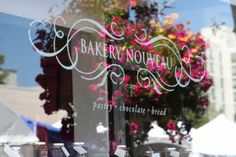 Bakery Nouveau in West Seattle, WA. I use to work here and yes I did gain weight. Can you blame me?