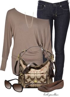 """""""Off the Shoulder Top"""" by bitbyacullen on Polyvore"""
