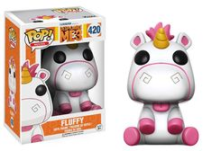 Despicable Me 3 Fluffy Pop! Vinyl Figure from Funko. Perfect for any Company_Funko Product Type_Pop! Vinyl Figures Theme_Despicable Me / Minions fan! Disney Pop, Disney Pixar, Figurines D'action, Pop Figurine, Figurines Funko Pop, Funk Pop, Pop Vinyl Figures, Pop Action Figures, Pop Figures Disney