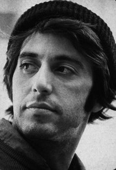 Pacino…back in the day