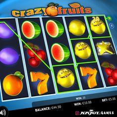 Kajot Casino Games: Play the best online casino games for free or for real money! Best Online Casino, Online Casino Games, Up And Running, Free Games, Fruit Salad, Harvest, Joker, Stuffed Peppers, Sweet