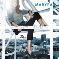 Colección O/I 2014 by MARYPAZ Online Store ► www.marypaz.com