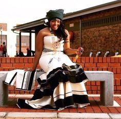 Xhosa wedding traditional dresses 2019