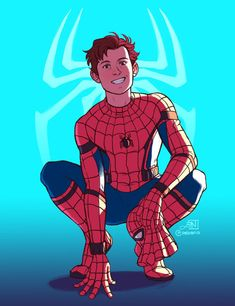 """Hey, Mr. Stark!"" - http://neberia.tumblr.com/post/173801789193/tom-holland-voice-hey-mr-stark-ps-you-can"