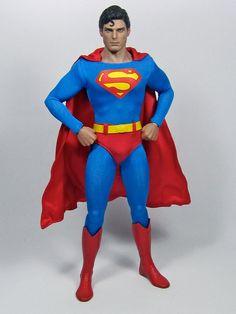 Description not needed - Superman!