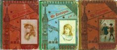 "Three early covers of ""The Esselstynes"" - thanks to gracelivingstonhill.com"